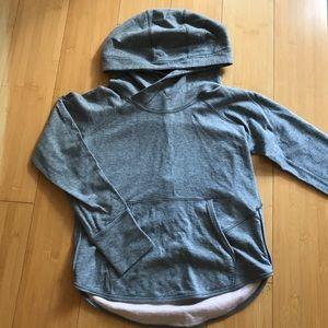 Lululemon gray hoodie size 4